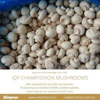 IQF Champignon Mushrooms Wholes/Frozen Champignon Mushrooms Wholes thumbnail image