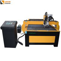 Honzhan HZ-P1530 Plasma Cutting Machine for Cutting Metal Carbon Steel Stainless Steel thumbnail image