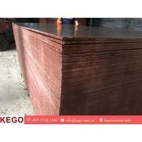 12mm and 18mm Black Film Faced Shuttering Plywood to Malaysia Market