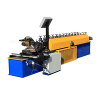 Flying saw cutting door forming rolling shutter machine thumbnail image