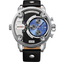 WEIDE 3301-4C hot selling high quality big dial watches for men