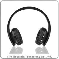 NX-8252 Foldable High Surround Sound Wireless Stereo Bluetooth Headset