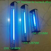 factory price Wall-mounted 6W 254nm Germicidial UV Air Sanitizer 90~99% effect thumbnail image