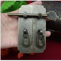 cabinet hardware Home Improvement Hardware Cabinet Box buckle clasp antique door latch buckle clasp