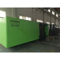 Cheap price Sunbun 1000T plastic pallet making servo motor injection molding moulding machine thumbnail image
