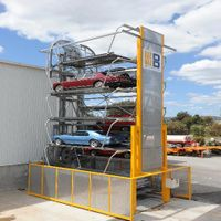 Automatic/Automated/Mechanical Car Parking System thumbnail image