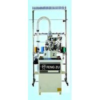 FZ- 0612 double cylinder computerized sock knitting machine thumbnail image