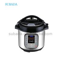 Pressure Cooker with Multi Function Instant Cooking Fast 6 QT thumbnail image