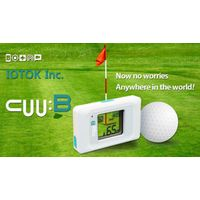 Cuu:B Golf Finder(simple real-distance measuring device) thumbnail image