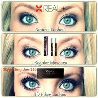 3D Fiber Mascara BLACK Natural Eyelash mascara