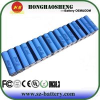 36V 10AH Down Tube Type Battery Rechargeable Li-ion Battery