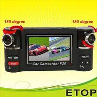 F20 dual lens car video recorder thumbnail image