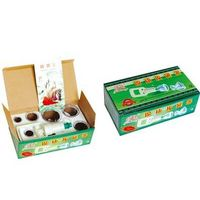 Basal Chinese Vacuum Cupping Therapy Set 6 Cups with acupunctue cupping
