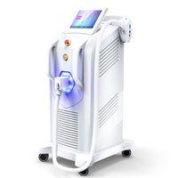 1064nm ND Yag + 755nm Alexandrite + Laser Diode 808nm Hair Removal Machine Diode Laser 755 808 1064 thumbnail image