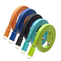 Flat HDMI Cable 4K 1080P HDMI Cable thumbnail image
