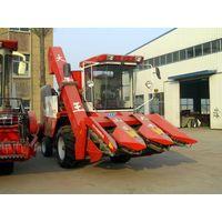 4YW-3 Header Interchangeable Corn Combine Harvesters