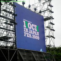Commercial full color P10mm LED advertising screens