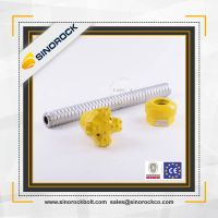 SINOROCK high quality mining ground steel anchor drill bolt