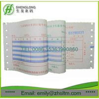 177*93mm 3-ply  serious number hospital receipt
