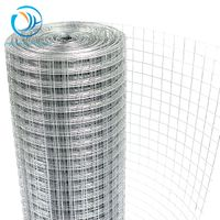 Low price hardware galvanized iron welded wire mesh for fence from China