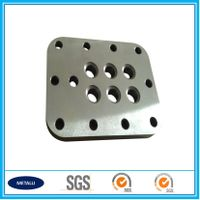 precision machining sealing plate