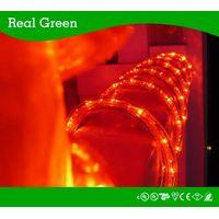 10Ft Red LED Rope Light 3/8 Inch