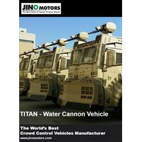 WATER CANNON TRUCK (TITAN) thumbnail image