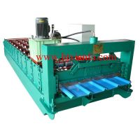 Single Deck Roll Forming Machines for Roofing Sheets