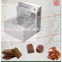chocolate machine tempering