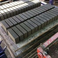 Quality Competitive Price Supply Wooden Pallet Weight for Blocks Machine Making thumbnail image