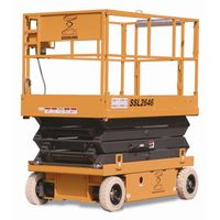 ELECTRIC SELF - PROPELLED ELEVATING WORK PLATFORM thumbnail image