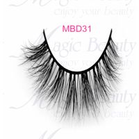 Magic Beauty Lashes Fluffy 3D Mink Lashes MBD31