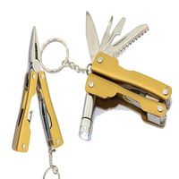 Stainless steel Mini multi function tool with multi tool outdoor Pliers camping