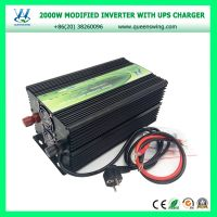 2000W UPS DC AC Power Inverter with 20A Charger (QW-M2000UPS) thumbnail image