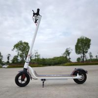 8.5 Inch Tire Motor 350w 2 Wheel Folding Foldable Adults Electric Scooter  thumbnail image