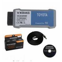 VXDIAG VCX NANO for TOYOTA TIS Techstream V10.10.018 WIFI Version thumbnail image