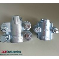 Interlock hose clamp/ 2or 4 bolts hose clamp thumbnail image