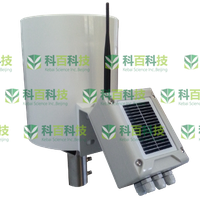 CaipoRain PRO Weather and Soil Station