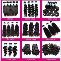 Wholesale Unprocessed Virgin Brazilian Human Hair extension