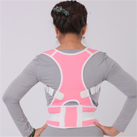 new product Neoprene Daily life Shoulder Back Support Brace