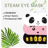 Disposable Self Heating Hot Compress Sleep Steam Spa Eye Patch Masks