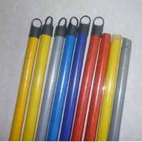 Sell PVC coated wooden mop handle thumbnail image
