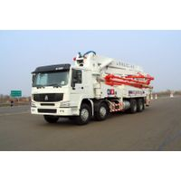 24m,37m,42m,48m,52mTruck-mounted Concrete Pump