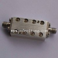 8~18GHz Suspended Stripline Bandpass Filter