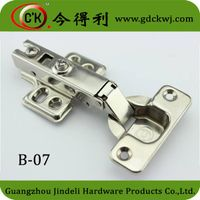 B-07 Cheap Cabinet Iron Two Way Clip On Hinge