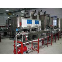 Flow Meters Calibration Test Bench in accordance with IS0 4185, OIML R105, OIML R49