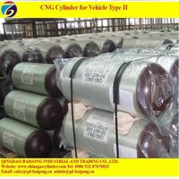 CNG gas cylinder type 2