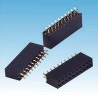 2.54mm pitch molex female header connector
