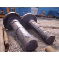 material 40Cr for turbine main shaft for wind power