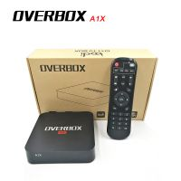 Android tv box QBOX Amlogic S905X OVERBOX A1X EMMC ROM tv box android tv box fully loaded